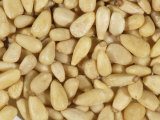 Pine Nuts from the Italian Stone Pine (Pinus Pinea)