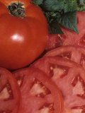 Entire and Sliced Tomato  Celebrity Variety