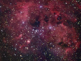 Ic410 Emission Nebula in Auriga