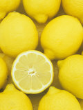 Lemons (Citrus Limon)  Eureka Variety