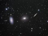 Ngc 5985  5982  and 5981 Galaxies in Draco