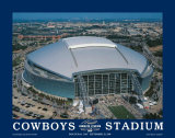 First Inaugural Game  Cowboys Stadium  Arlington  Texas  September 20 2009