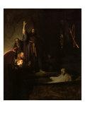 Raising of Lazarus  1630