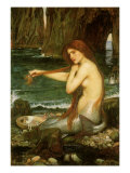 A Mermaid  1901
