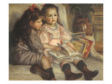 Portrait of Children  1895