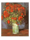 Vase of Poppies  1886