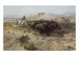 Buffalo Hunt Number 26  1899
