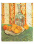 Lemons and Decanter  1887