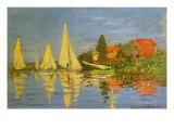 Argenteuil Yacht Race  1872