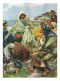 Sermon on the Mount  1922