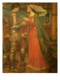 Tristran and Isolde  1916