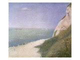 Strand of Beach  1886