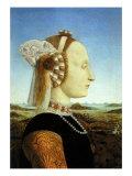Portrait of Duchess  1465