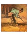 Man Digging  1882