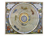 Ptolemaic View of the Universe  1661