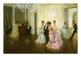 Early Ball Arrivals  1873