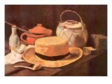 Still Life with Boater  1885