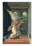 The Annunciation  1480