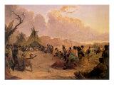 Medicine Dance  1848