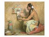 Hopi Kachina  1929