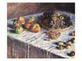 Still-Life: Apples and Grapes  1880