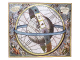 The Celestial Sphere  1661