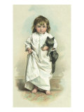 Girl with Cat  1894