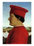 Portrait of Duke  1465