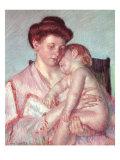 Sleepy Baby  1910