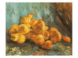 Pile of Pears  1887