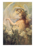 The Angel'S Message  1905