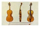 Hellier Stradivarius  1888