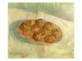 Basket of Apples  1887