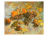 Fruit Still Life  1887