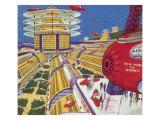 Sci Fi - Futuristic City  1934