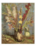Bouquet of Gladioli  1886