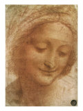 Sketch of Saint Anne  1500