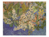Blossoming Chestnut Branches  1890
