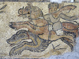 Mosaic  Currently in the Museum  Taken from the Greek and Roman Site of Cyrene  Libya