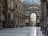 Galleria Principe Di Napoli  Naples  Campania  Italy  Europe
