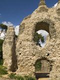 King Johns Castle  Odiham  Hampshire  England  UK