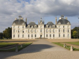 17th Century Chateau De Cheverny  Loir-et-Cher  Loire Valley  France  Europe