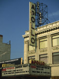 Apollo Theatre  Harlem  New York City  United States of America  North America