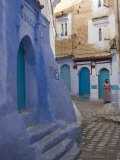 Chefchaouen  Near the Rif Mountains  Morocco  North Africa  Africa