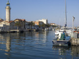 Harbour  Le Grau Du Roi  Languedoc  France  Europe