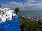 Sidi Bou Said  Near Tunis  Tunisia  North Africa  Africa