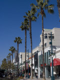 Third Street Promenade  Santa Monica  California  United States of America  North America