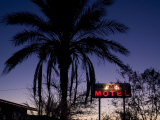 Harmony Hotel  Twentynine Palms  California  United States of America  North America