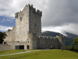 Ross Castle  Killarney National Park  County Kerry  Munster  Republic of Ireland  Europe