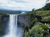 Kaieteur Falls  Guyana  South America